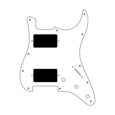 Modern Strat HH - EMG